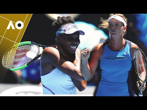 Battle thoughts: Williams v Vandeweghe (SF) | Australian Open 2017