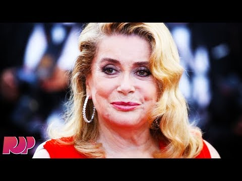 Catherine Deneuve And Many French Women Criticize #MeToo Movement