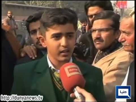 Dunya News | Peshawar attack exclusive  Statement of eyewitness