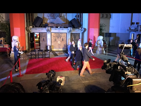 Live at the TCL Chinese Theatre in Hollywood 90th Anniversary Celebration