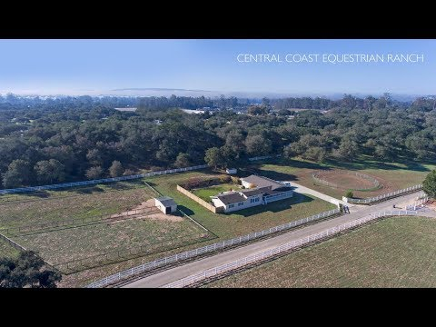 895 Feijoa Place, Nipomo, CA   Equestrian Property for Sale