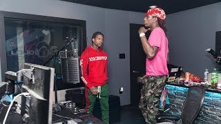 Young Thug gives Lil Durk DIAMOND ring for his birthday & Studio Session