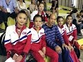 North Korea International Rhythmic Gymnastics Team by Jeffini Photography
