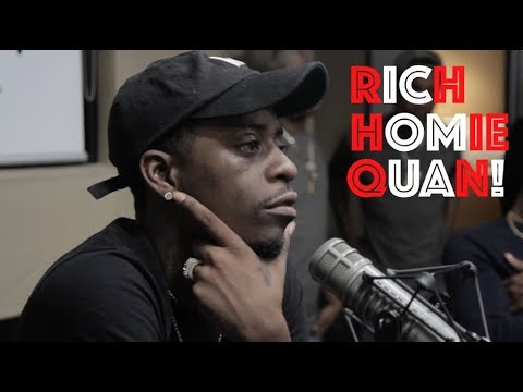 Rich Homie Quan: Motown Deal, Accepting Fame And Riches, Rich As In Spirit Album