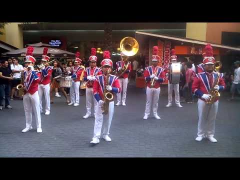 Ed Sheeran - Thinking Out Loud by SM Mall of Asia Marching Band