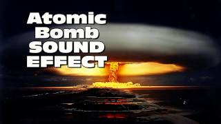 Download Atomic Bomb Sound Effect
