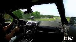 Car insurance   Lightning Lap 2015   Jaguar XKR S GT