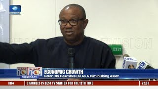 Peter Obi Describes Oil As A Diminishing Asset