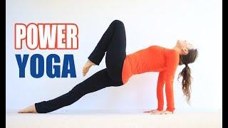 Power Yoga TODOS niveles 40 min con Elena Malova