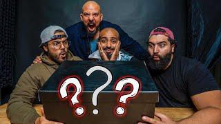 تحدي الصندوق العشوائي 📦 Mystery Box Challenge