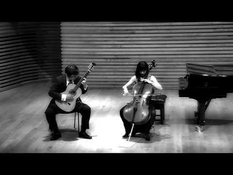 Manuel de Falla: V. Nana, from 'Siete canciones populares españolas' - Ju Yeon Chae & Kevin Loh
