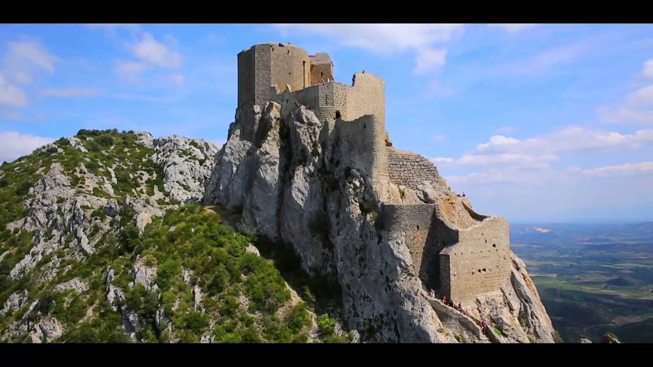The Cathar country and its castles   GUIDE SUD