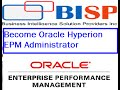 Hyperion EPMA Log Analysis | Hyperion Log Files | Oracle Hyperion Log Files