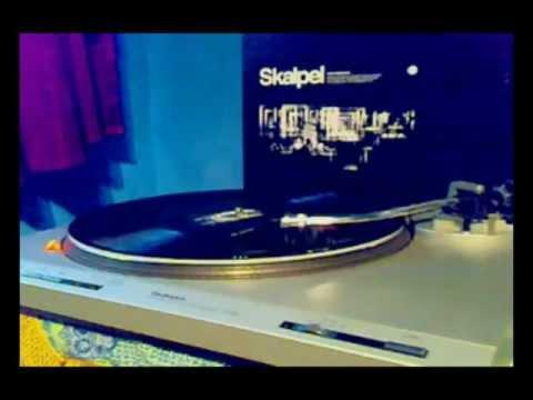 Skalpel - sculpture [on vinyl]