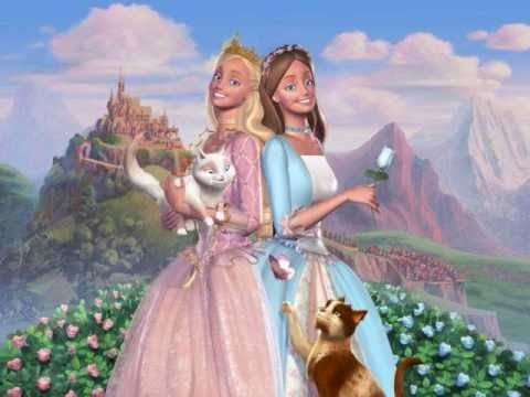 Barbie as the princess and the pauper-Erika and Annaliese ...