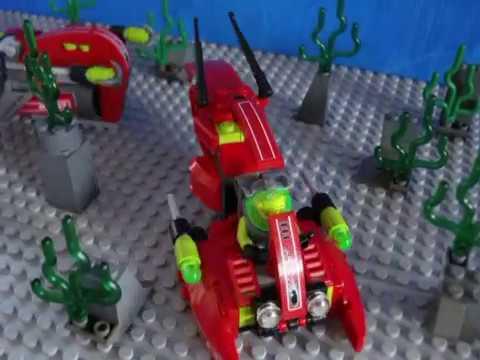 LEGO QUEST FOR ATLANTIS