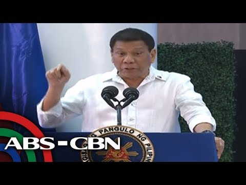 WATCH: President Duterte speaks at the launch of Overseas Fi