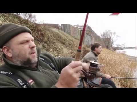 поплавочная ловля с нормундом грабовскисом видео