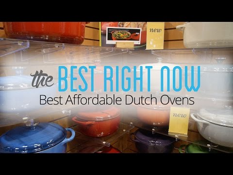 Can't Afford A Le Creuset? These Are The Best Affordable Dutch Ovens.