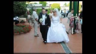 Matrimonio di DANIEL e CORRIN LUGLIO. sposi hotel villa pigalle