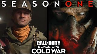Black Ops Cold War: Season 1 Revealed! (New Operators, Weapons, Maps & Story)