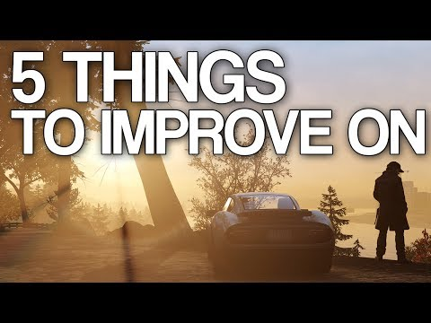 Watch Dogs 2: Five Things Ubisoft Can Improve On