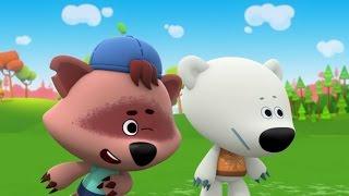 Ми-ми-мишки - Девочки против мальчиков - Серия 103 - Современные российские мультики  для детей