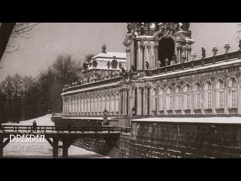 Dresden - City of Baroque before 1945 (D11-D22) Saxony Germany • Stadt des Barock Sachsen 4K