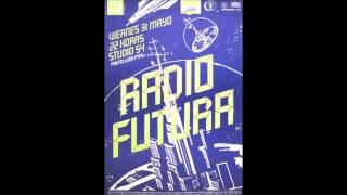 Radio Futura - Concierto Gira 1985 - 03 - La Ciudad Interior