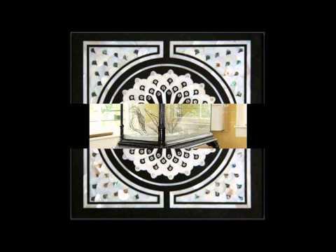 Art deco flooring design
