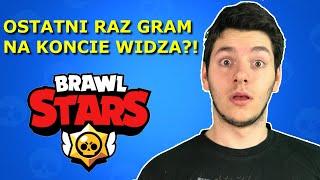 KIEDY ODDAM KONTO WIDZA?! Jeż Tritsus Brawl Stars Polska