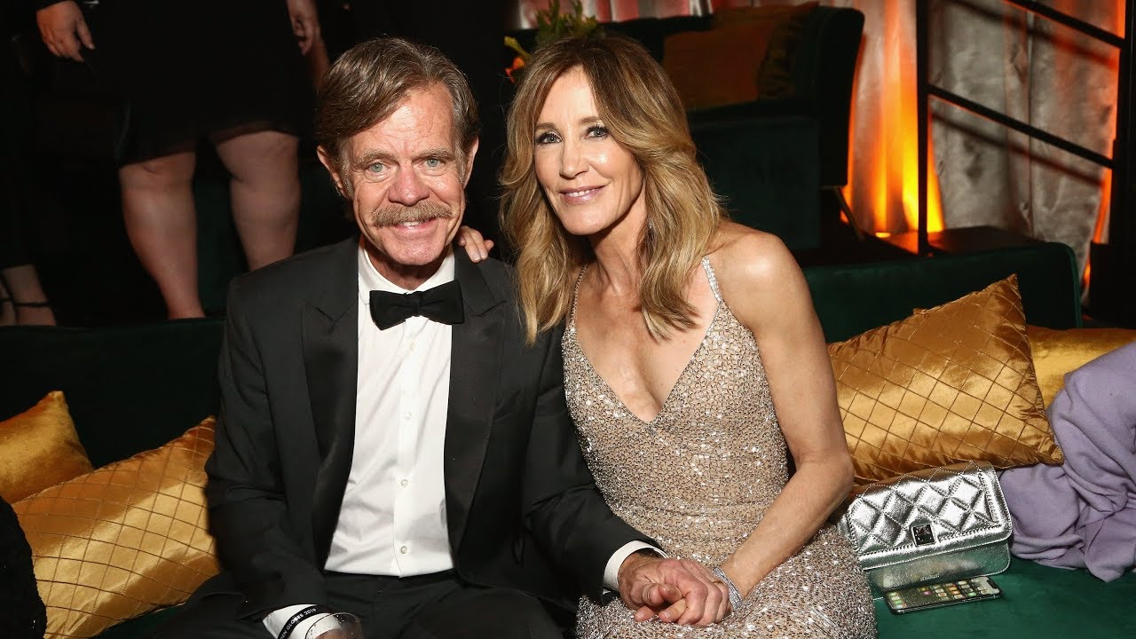William H. Macy addressed daughter's 'stressful' college application process before wife Felicity Huffman's arrest