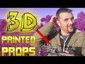 RACE DRONE VS 3D PRINTED PROPELLERS - alfawise u10 3d printer