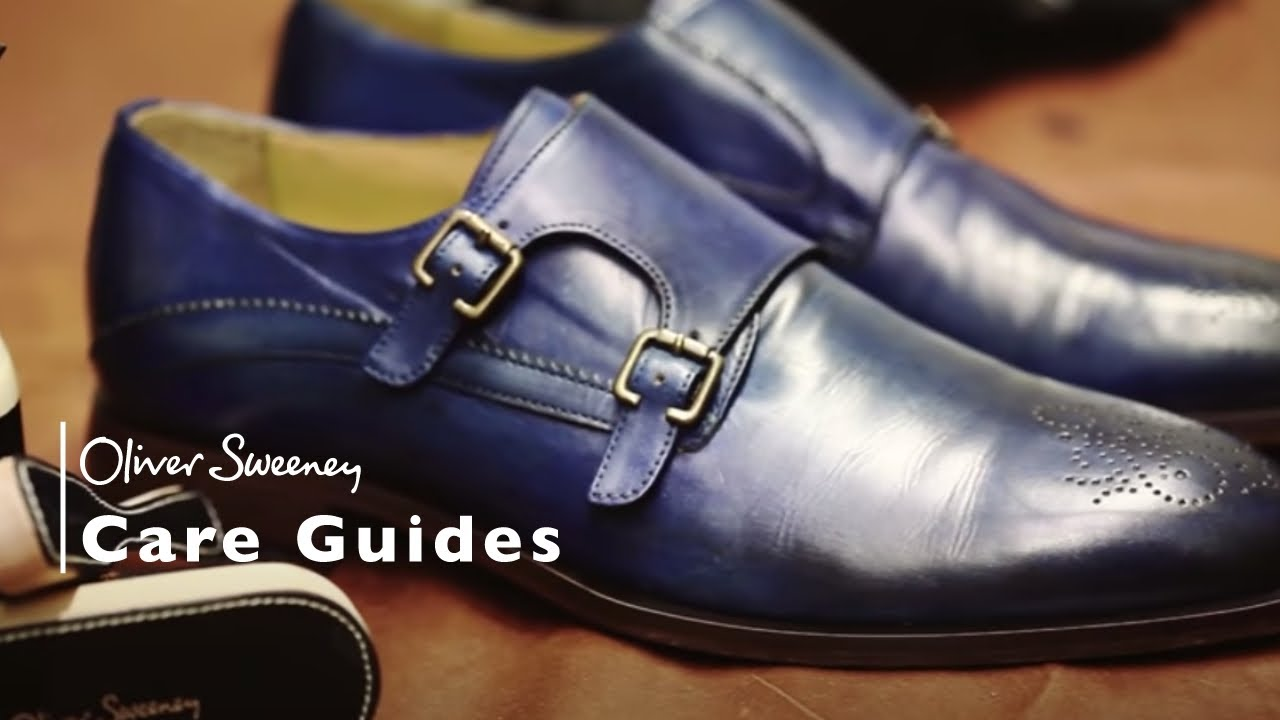 oliver sweeney leather shoe care tips