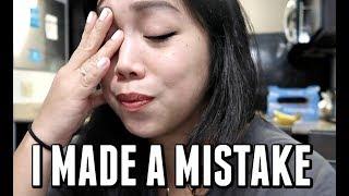 I MADE A MISTAKE! - Dancember 02, 2017 -  ItsJudysLife Vlogs