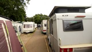 Pop Up and Folding Caravans