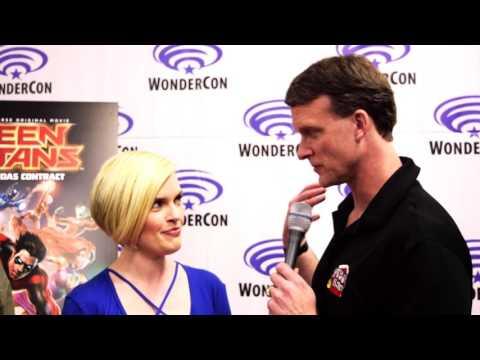 Kari Wahlgren Interview - Teen Titans: The Judas Contract