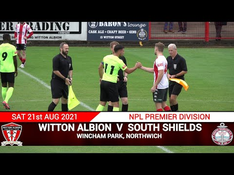 Witton South Shields Goals And Highlights