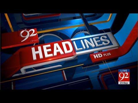 Headlines Old
