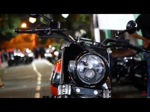 OTOVLOG - Launching KTM Duke 200 Tracker Wendi Cagur, di Jakarta Motogarage