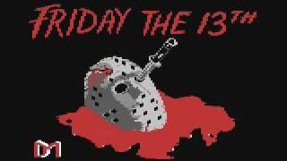 Commodore 64 MUSIC - Friday the 13th