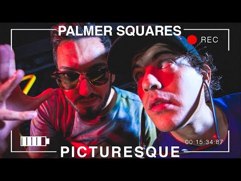 The Palmer Squares - Picturesque (Prod. by @WhoisDRO)