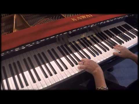 "Christine Brown - ""Souvenirs""- Solo Piano Award winning CD ""Souvenirs"""