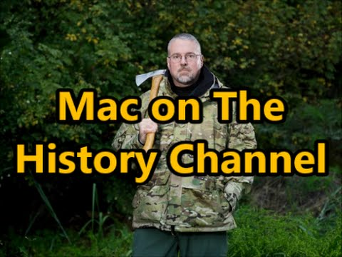 Mac on The History Channel