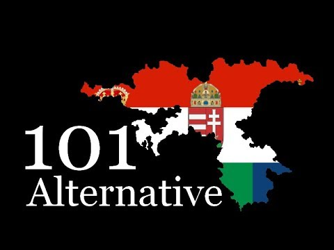 [OLD VIDEO, SEE NEW BETTER VERSIONS!] 101 Alternative Countries | EUROPE