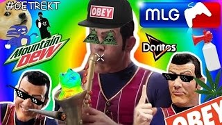 Video We are Number One But It's MLG STYLE download MP3, 3GP, MP4, WEBM, AVI, FLV Desember 2017