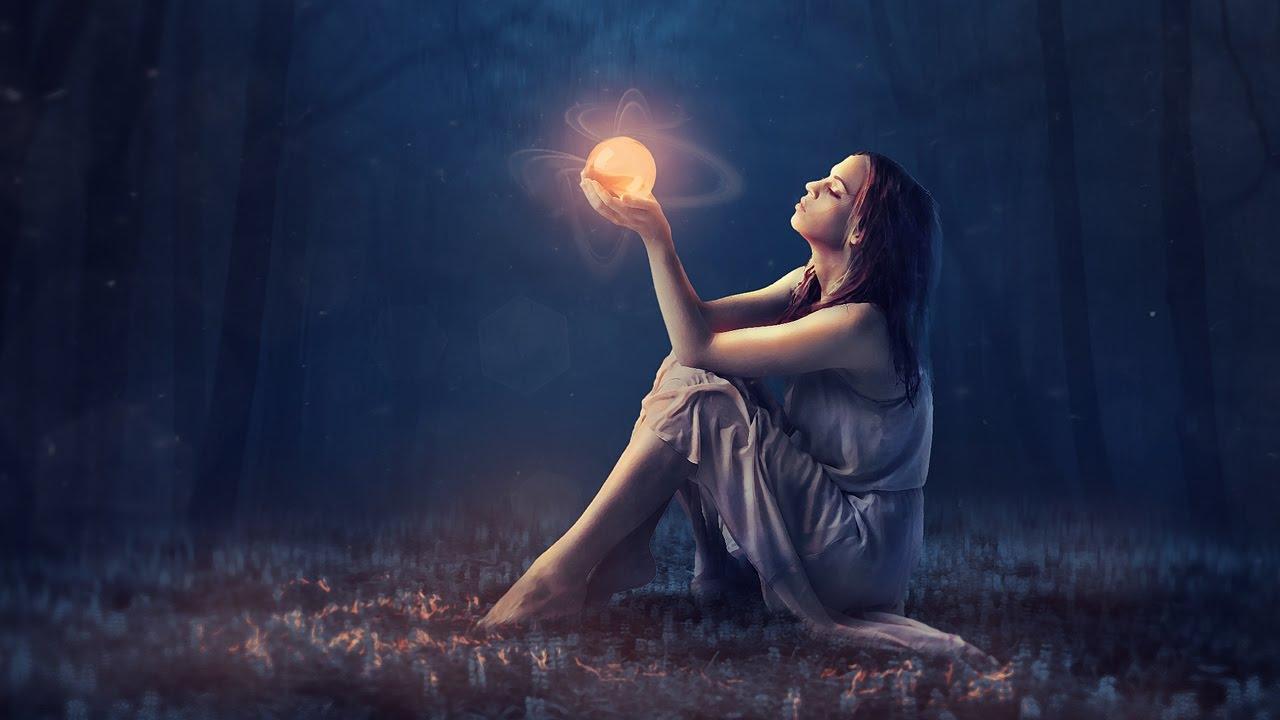 Magic Light - Photoshop Manipulation Tutorial - YouTube