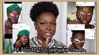 Beginner Eyeshadow Bases & Primers | Types Of Eyeshadow Bases and Primers || Eyeshadow 101 Ep.1