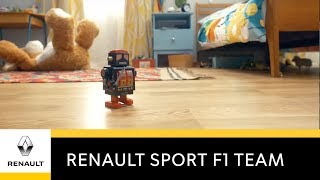 RENAULT SPORT | THE TOY CAR RACE | 2018 |