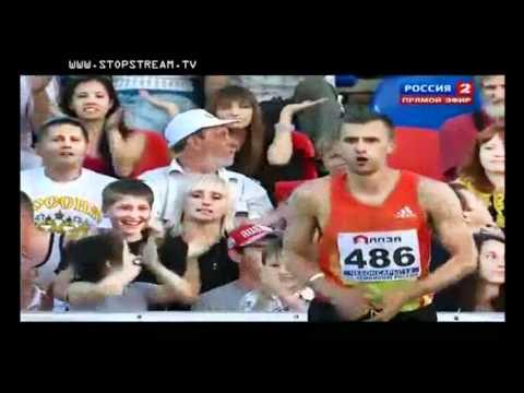 Russian Champs 2012 - Men's High Jump (Ukhov 2.39m)